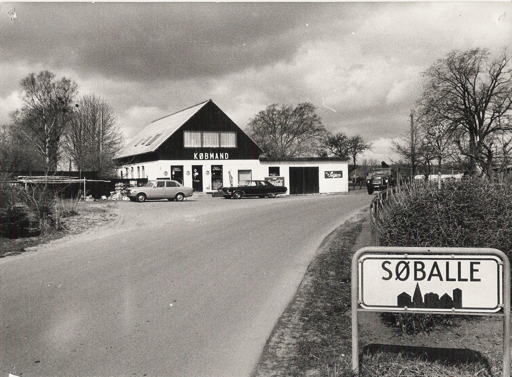 Købmanden i Søballe